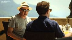 Steve Coogan and Rob Brydon's Godfather impressions - The Trip to Italy ...