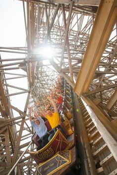 Wodan Favoriete achtbaan