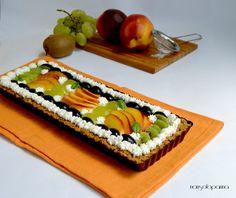 Crostata fredda alla frutta