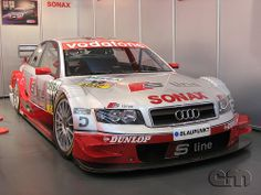 JP Logistics Car Transport -  Got one?  Ship it with http://LGMSports.com Audi A4 DTM