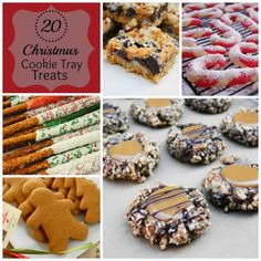 Serenity Now: 20 Christmas Treat Recipes for Your Cookie Tray