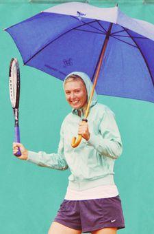 Maria Sharapova @JugamosTenis#tennis