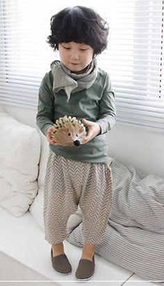 Minka Baggy Pants