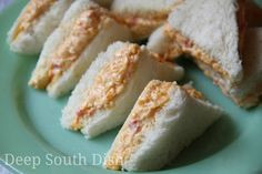 Basic pimento cheese spread, made with sharp cheddar cheese, chopped pimentos, mayonnaise,