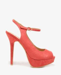 Womens heels, wedges, high heels and pumps | shop online | Forever 21 - 2030187409