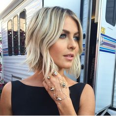 One day when I'me brave enough to go short again