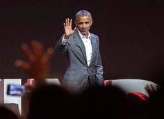 Obama returns to political fray for a Democratic Party cause