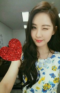 seojuhyun_s: Today is Parents' Day!!!♡ Let's tightly hug our parents once~!!^^ #Iloveyoumyparents♡.