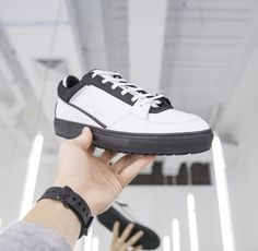 All about that classic look   ETQ Amsterdam   Low Top   Black/White
