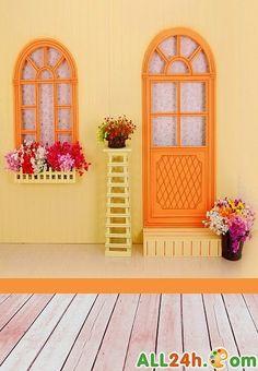 PSD - Phông cảnh nhà đẹp ghép ảnh cho baby | Diễn đàn đồ họa - Học thiết kế đồ họa | Photoshop24h