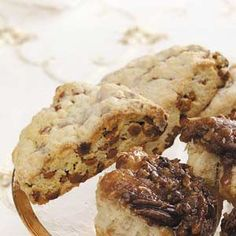 Cinnamon Chip Scones-great basic scone recipe. Also tried with chocolate chips-kids loved them!