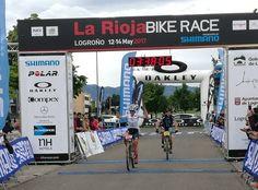 La Rioja Bike comienza con Carlos Coloma y Clàudia Galicia imponiendo su ley.
