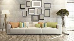 Ein Bild sagt mehr als tausend Worte – auch in deinem Zuhause. Die folgenden Inspirationen, Tipps und Tricks zeigen, wie du deine ganz eigene Galerie auf originelle Art und Weise kreieren kannst.