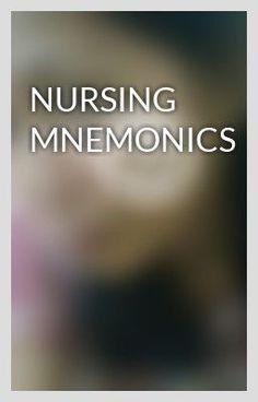 Nursing Mnemonics & Tips