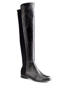 I love my Stuart Weitzman 5050 Leather Over-The-Knee Boots. Everything I expected and more!