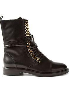 Casadei 'rock' Lace-up Boots - Russo Capri - Farfetch.com