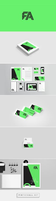 FA on Behance... - a grouped images picture - Pin Them All