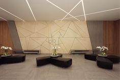 The interiors of the new school Sambo 70 Novogorske, Architectural bureau Alexandra Fedorova