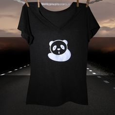 Soft and comfortable. An easy care blend of ring-spun cotton and polyester keeps you looking stylish and visible in low light.  Choose the reflective image that expresses your individuality.  Message for more information or to order.