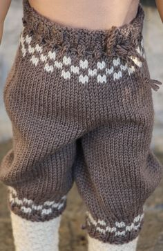 I hope you too like these clothes and want to knit them. Look for needles and yarn og start your knitting! Design: Målfrid Gausel