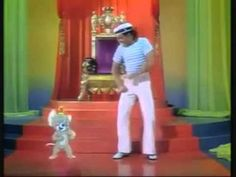 Gene Kelly dancing with animation (Jerry the mouse).  Truely remarkable.  Amazing talent, great message, and just makes you want to smile and dance!