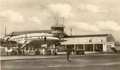 Panair do Brasil. PP-PDF, 1946 Lockheed L-049-46 Constellation
