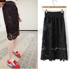 SPRING SUMMER VINTAGE EMBROIDERY LACE  RP 285.000  FREE SIZE : length 70 cm Waist 56 -70 cm  FOR ORDERING WA OR TEXT 087875164760