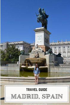 Madrid Spain {www.caitlinmichelle.com} Things to Do in Madrid | Madrid Travel | Madrid Spain Travel | Madrid Spain Tips | Madrid Spain Food | Madrid Spain Destinations | Madrid Spain Day Trips | Toledo Spain | Cordoba Spain |