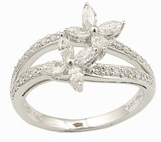 Pics Of Beautiful Rings Beautiful Wedding Rings, Wedding Rings For Women, Dream Wedding, Three Diamond Ring, White Gold Rings, Luxury Jewelry, Ring Designs, Jewelry Accessories, Jewelry Box