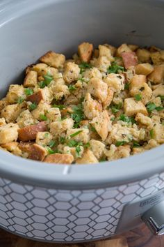 cheesy panade with swiss chard beans amp sausage recipes from the ...