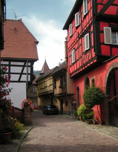 Kaysersbert, France