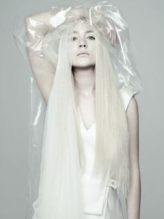 Saoirse Ronan Is 'Born Free' By Rankin For Dazed & Confused April2013 -