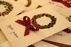 Joulukorttien lähettäminen kuuluu ehdottomasti meidän joulunaluspuuhiin. Joskus nuorempana korttien kanssa ei ollut niin nuukaa, ja jonak...