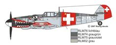 Shark Mouth Bf 109G - Luftwaffe and Allied Air Forces Discussion Forum