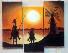 triptico pinturas oleo - Buscar con Google