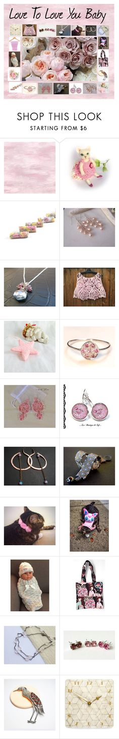 """""""Love To Love You Baby: Romantic Gift Ideas"""" by paulinemcewen ❤ liked on Polyvore featuring vintage and country"""
