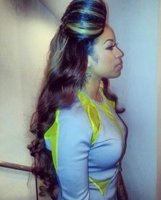 Keyshia Cole Badass Wigs Sewins Pinterest Keyshia