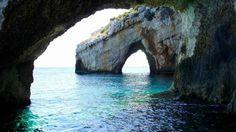 Blue Caves | Zakynthos Island