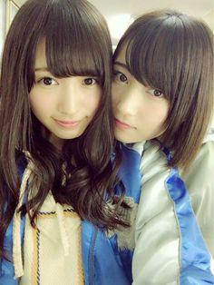 NASA。 161202 志田愛佳ブログ #渡辺梨加 #志田愛佳 http://www.keyakizaka46.com/s/k46o/diary/detail/6487?ima=0000&cd=member