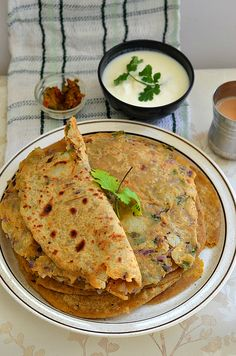 Punjabi 'Aalu-Paratha' – Step-by-step Recipe - With tips to make it healthier