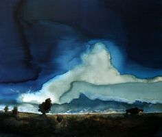 I cieli immensi di Gastaldo Luca. La grande battaglia 120x140 Tecnica mista su tela 2014