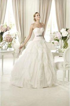 Robe de mariée Pronovias Benicarlo 2013