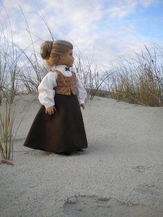 Anne of Green Gables/Avonlea - Prince Edward Island. haha @Laura Stout , its an AG doll dressed as Anne! ha