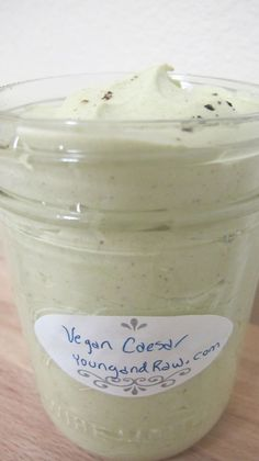 Raw Vegan Dairy-free Caesar Dressing..1/2 cup Macadamia Nuts  1/4 cup Pine Nuts  3-5  Medjool Dates (depends on how sweet you like it)  5 Basil Leaves  1 tbsp. Nutritional Yeast  3-4 thumb sized Cloves of Garlic  1/4 tsp. Himalayan Salt  1/4 Cracked Black Pepper (or more to taste)  1/4 cup Coconut Water  4-5 lemons *juice only