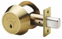Medeco Maxum 11WC60L Deadbolt only one  Consumers Reports recommends $180