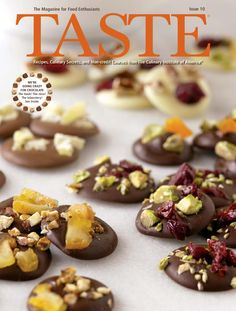 Taste #10  Recipes, culinary secrets, and non-credit courses from The Culinary Institute of America