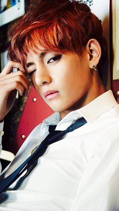 Skool Luv Affair - V @Jamie Norwood Ortiz I didn't know you considered him a bias. Hm. I suppose, since I have no choice, I can deal with sharing.