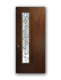 glass door inserts we provide everything you need to install a custom glass insert for your exterior or interior door everything that is except the door - Modern Exterior Doors Affordable
