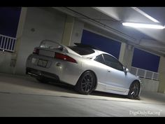 2g Eclipse with rear lip (fake diffuser) - DSMtuners