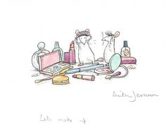 Children's Book Illustration *Anita Jeram*